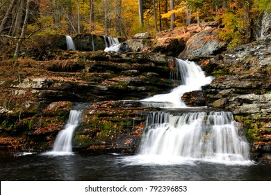 Dingmans Creek, Child Park, Delaware Water Gap NRA, PA