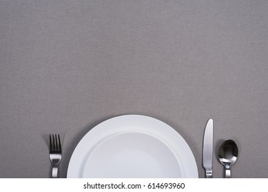 Dinner plate background