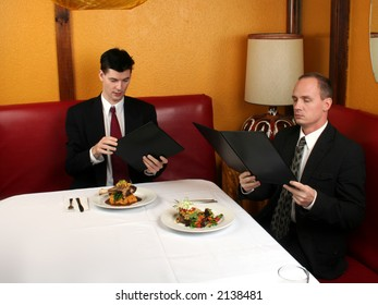 Dinning out