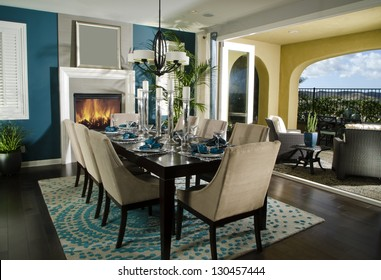 Dinning room Interior Home Architecture Stock Images, Photos of Living room, Dining Room, Bathroom, Kitchen, Bed room, Office, Interior photography.