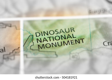 Dinosaur National Monument. Colorado. USA