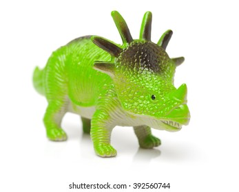 Fossil Toy On White Background Images, Stock Photos & Vectors