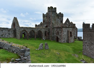 The Diocese of Sodor and Man is a diocese of the Church of England. It covers just the Isle of Man and its adjacent islets. It lies in lush vibrant green grass and has a local ghost - Black Dog.