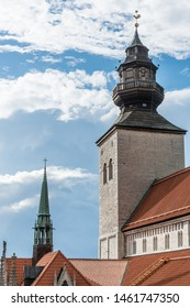 The Diocese of Visby (Swedish: Visby stift) is a division of the Church of Sweden consisting of Gotland. Its seat is Sankta Maria cathedral in old town of Visby.