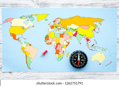 World Compass Images, Stock Photos & Vectors | Shutterstock