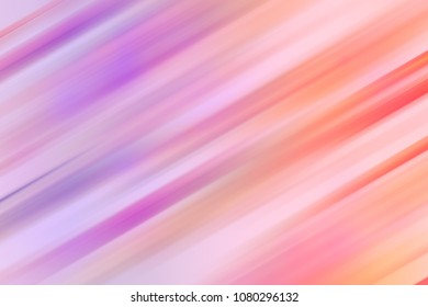 Directional motion blurred colorful background
