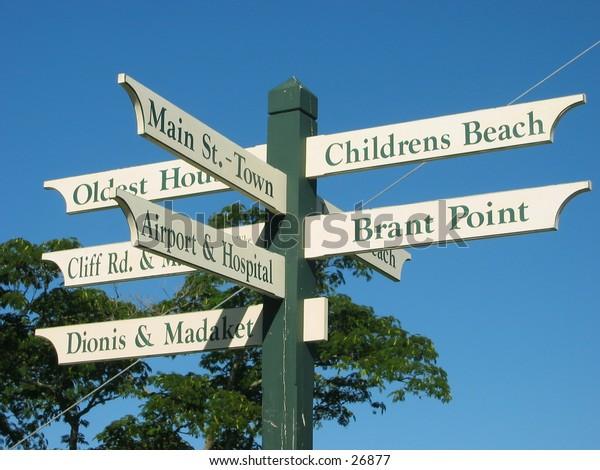directions on nantucket island