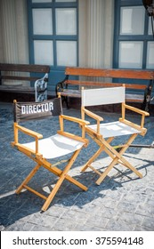 Director chairs,movie