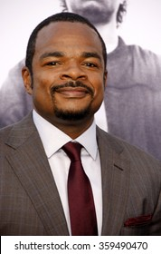 """Director F. Gary Gray at the Los Angeles premiere of """"Straight Outta Compton"""" held at the Microsoft Theatre in Los Angeles, USA on August 10, 2015."""