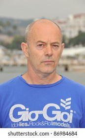 """Director Keith Allen in Cannes to promote his new movie """"Unlawful Killing"""" at the 64th Festival de Cannes. May 13, 2011  Cannes, France Picture: Paul Smith / Featureflash"""