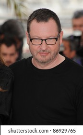 "Director Lars Von Trier at the photocall for his movie ""Melancholia"" in competition at the 64th Festival de Cannes. May 18, 2011  Cannes, France Picture: Paul Smith / Featureflash"
