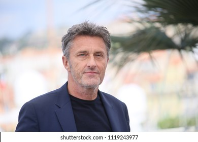 Director Pawel Pawlikowski attends the photocall for 'Cold War (Zimna Wojna)' during the 71st annual Cannes Film Festival at Palais des Festivals on May 11, 2018 in Cannes, France.