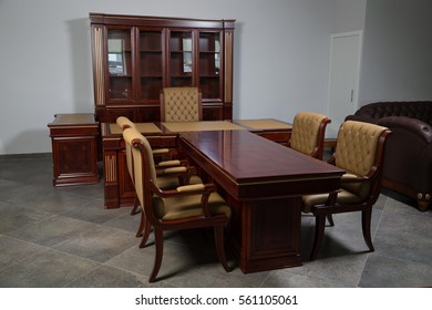 Director working place