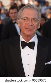 """Director/actor SYDNEY POLLACK at the gala screening for """"Quand J'Etais Chanteur"""" at the 59th Annual International Film Festival de Cannes. May 26, 2006  Cannes, France.  2006 Paul Smith / Featureflash"""