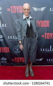 """Dirk Rogers attends  Skyline Entertainment's  """"The ToyBox"""" Los Angeles  Premiere at Laemmle's NoHo 7, North Hollywood, California on September 14th, 2018"""