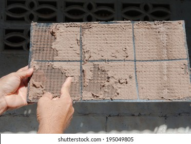 Dirt air conditioning filter