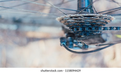 dirt bicycle chain