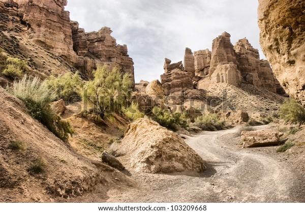 dirt-road-charyn-canyon-kazakhstan-600w-