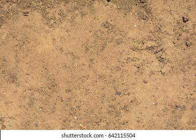 dirt and rock texture