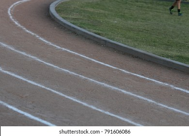 Dirt Track Surface