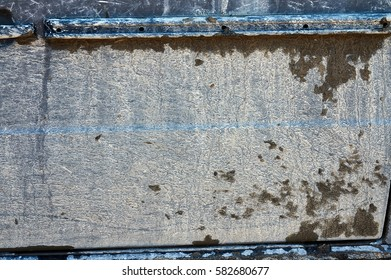 Dirty 4x4 car doors; It can be used as texture.