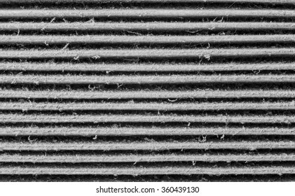 Dirty Air filter details.