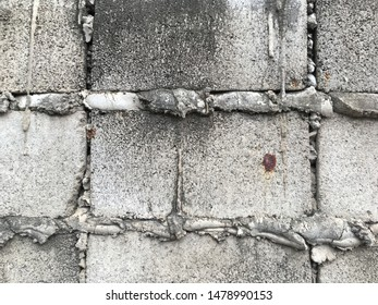 Dirty block wall texture pattern background abstract