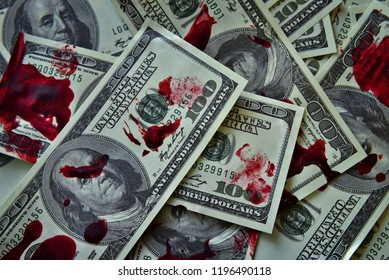 dirty bloody money