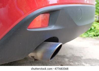 dirty car intake