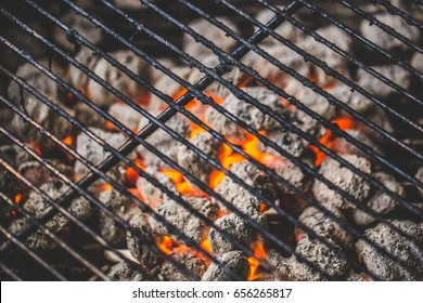 Dirty Charcoal Grill