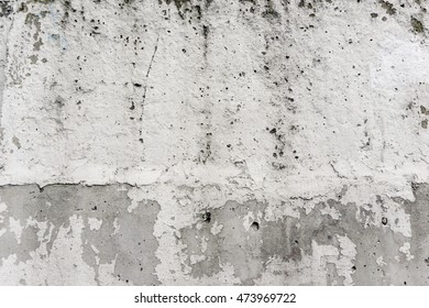 dirty crash crack grunge concrete wall old paint texture