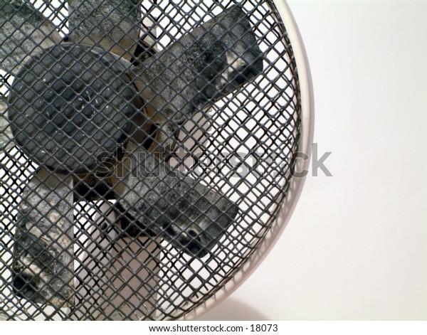Dirty Fan Stopped