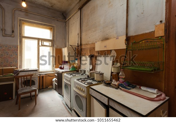 Dirty Kitchen Furniture Gas Stoves Apartment | Interiors ...