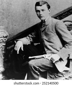 The Dirty Little Coward Bob Ford who shot and killed Jesse James.