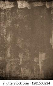 Dirty Rusty Grunge Metallic Iron Background Abstract Texture.