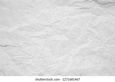 Dirty texture of old crumpled brown paper.  Paper textures crumpled backgrounds for design