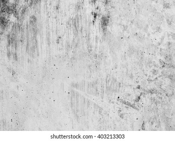 dirty white concrete wall