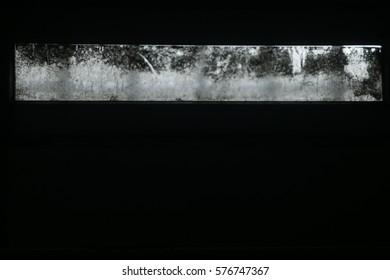 Dirty window