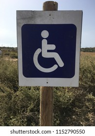 disability access poster