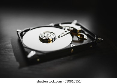 how to repair hard drive of laptop