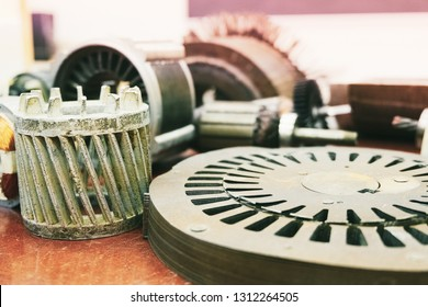 Squirrel Cage Rotor Images, Stock Photos & Vectors | Shutterstock