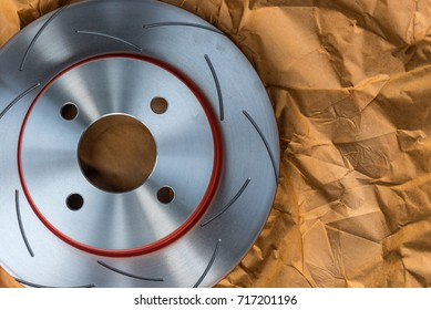 Disc brake 4/100 PDC. 4H. it's a part of car use for stop the car this a new spare part for repair at car garage
