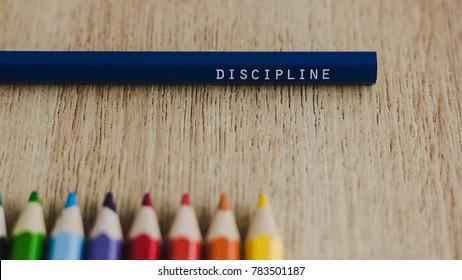 Discipline Images, Stock Photos & Vectors | Shutterstock