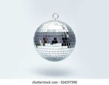 disco ball for dancing in a disco club