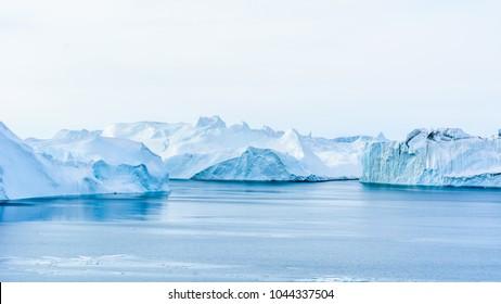 Disco Bay Icebergs