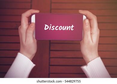 Discount, Business Concept