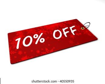 Discount card 10%