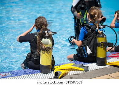 Discover Scuba Diving, Childrens