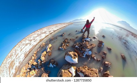 discovery and adventure in unusual places 360 foto