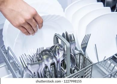dishwashers, household chores